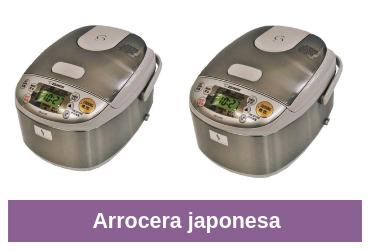 comparativa de arrocera japonesa