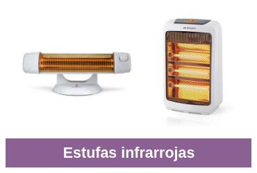 comparativa radiadores infrarrojos