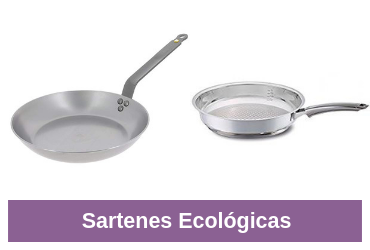 comparativa de sartenes ecológicas