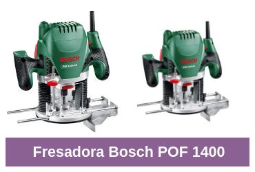 análisis bosch pof 1400