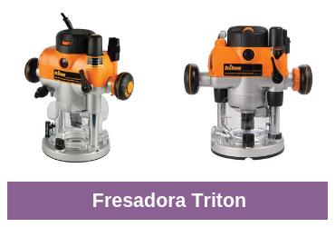 análisis fresadora triton