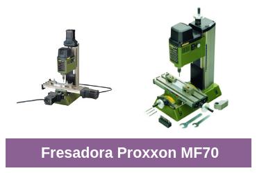 análisis proxxon mf70
