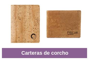 comparativa de carteras de corcho