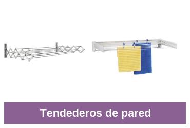 comparativa de tendederos de pared