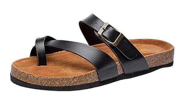 mejores sandalias de corcho