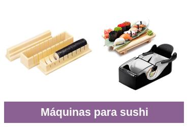 comparativa kit para hacer sushi
