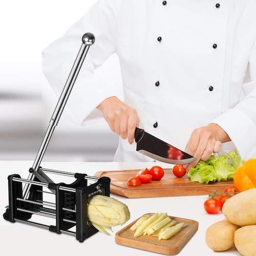 mejor cortador de patatas