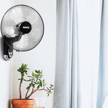 mejor ventilador de pared