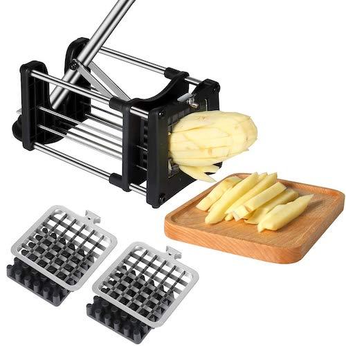 opinión cortador de patatas