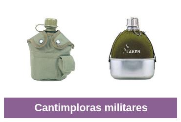 cantimploras militares
