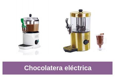 chocolatera eléctrica