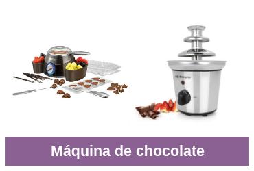 comparativa de máquinas de chocolate