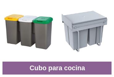 mejor cubo de basura para tu cocina