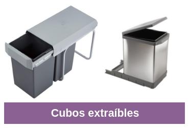 mejor cubo extraíble