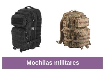 mochila militar