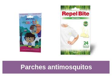 parche antimosquitos