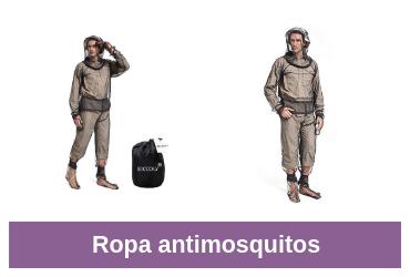 ropa antimosquitos