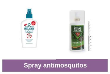 spray antimosquito