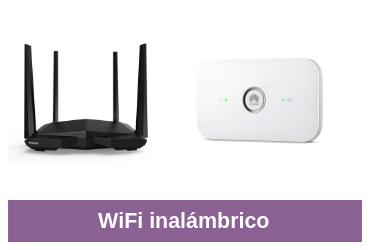 wifi inalámbrico