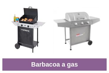 barbacoas a gas