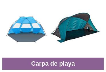 carpa playera
