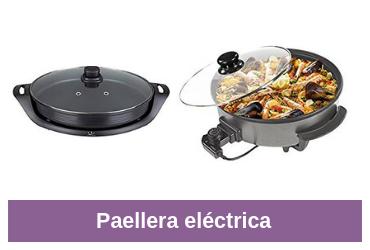 paellero eléctrico