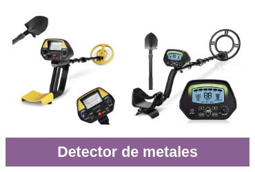 mejor detector de metales