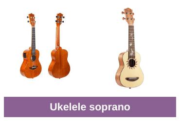 mejor ukelele soprano