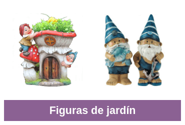 las mejores figuras de jardín